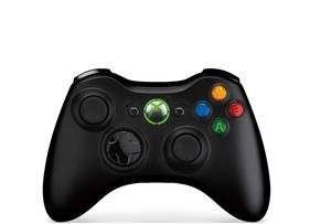 Microsoft Gamepad-Xbox-360-Wireless-Controller